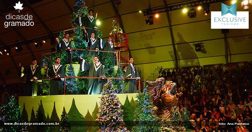 Grande Desfile de Natal - Natal Luz de Gramado