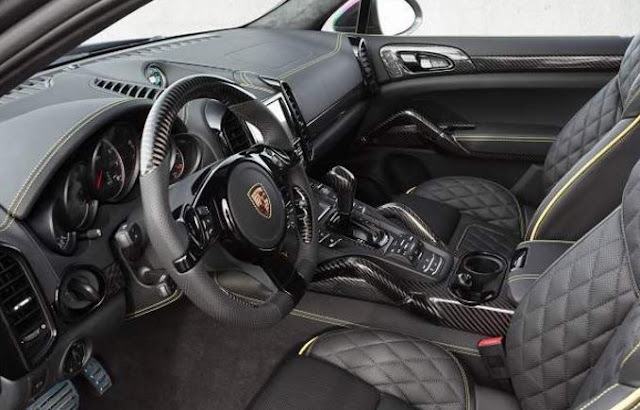 2018 Porsche Cayenne Photo,Interior