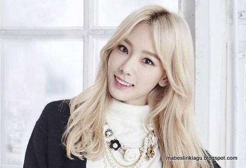 Taeyeon - Candy Cane
