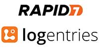 Rapid7 logintries logo