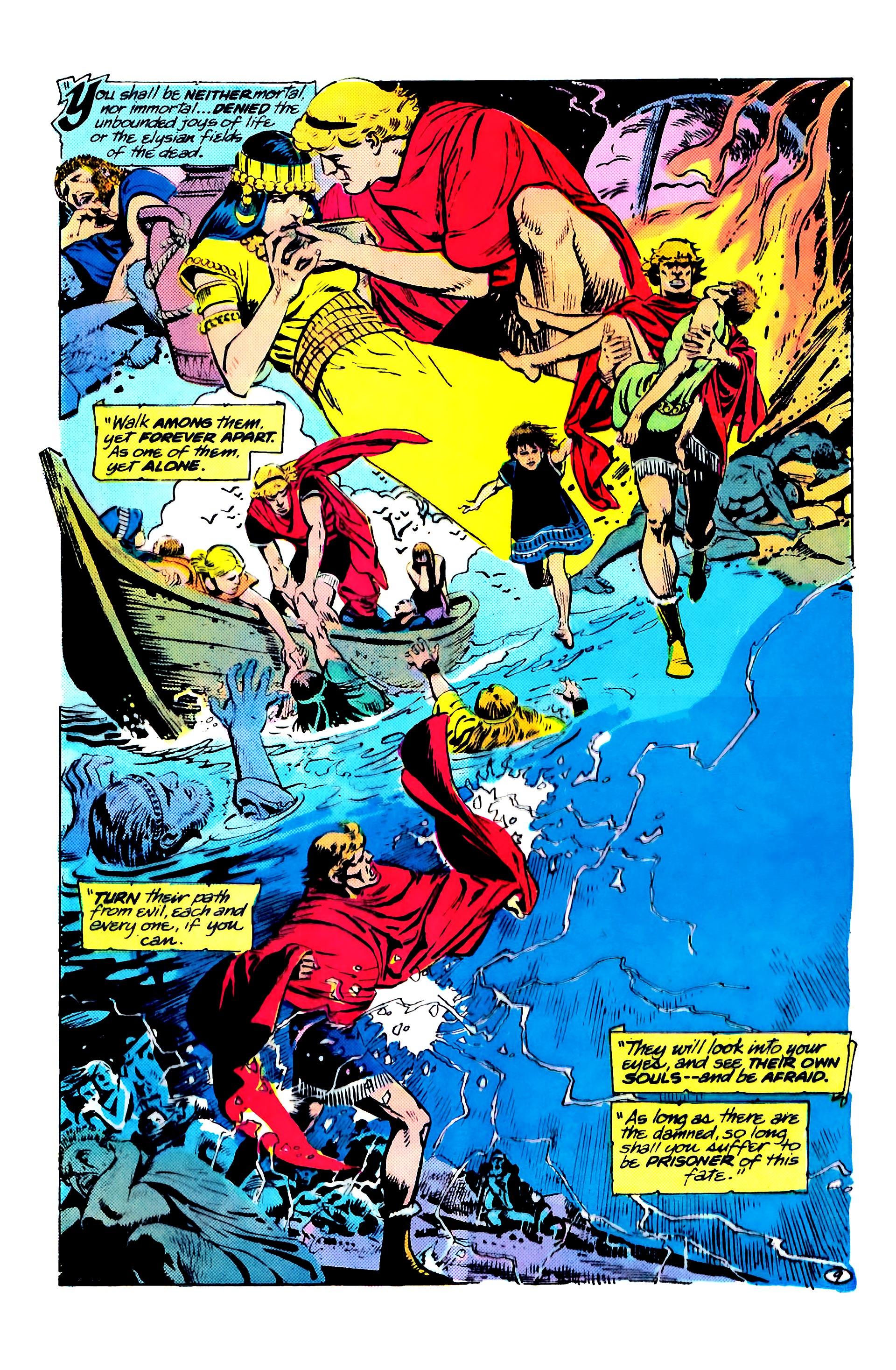 Read online Secret Origins (1986) comic -  Issue #10 - 25