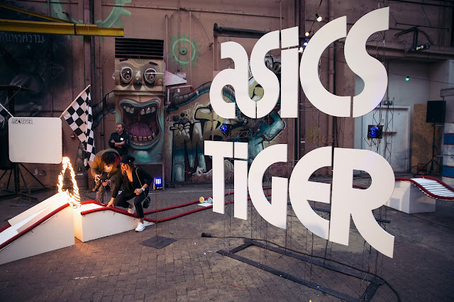 TRENTA ANNI DI ASICS GEL TIGER #GEL30