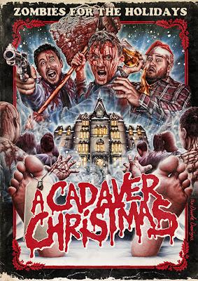A Cadaver Christmas: Zombie movie natalizio in stile Rodriguez