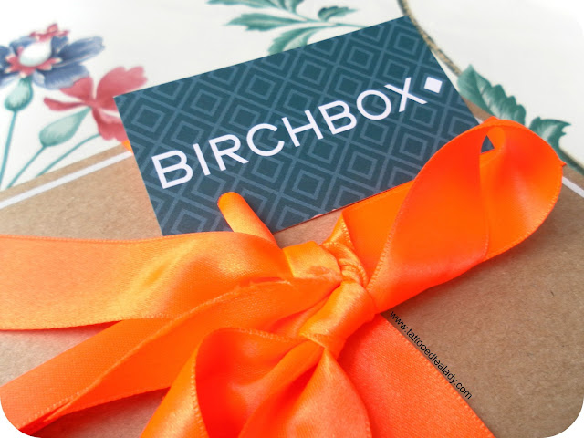 A picture of the July Birchbox