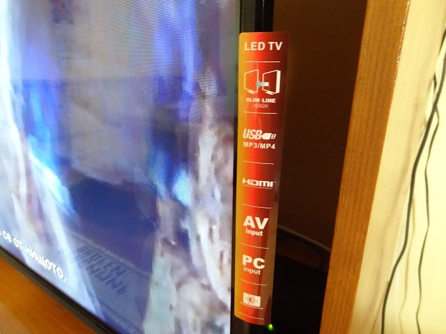 Sound problems and issues with NEO LED-3229 TV