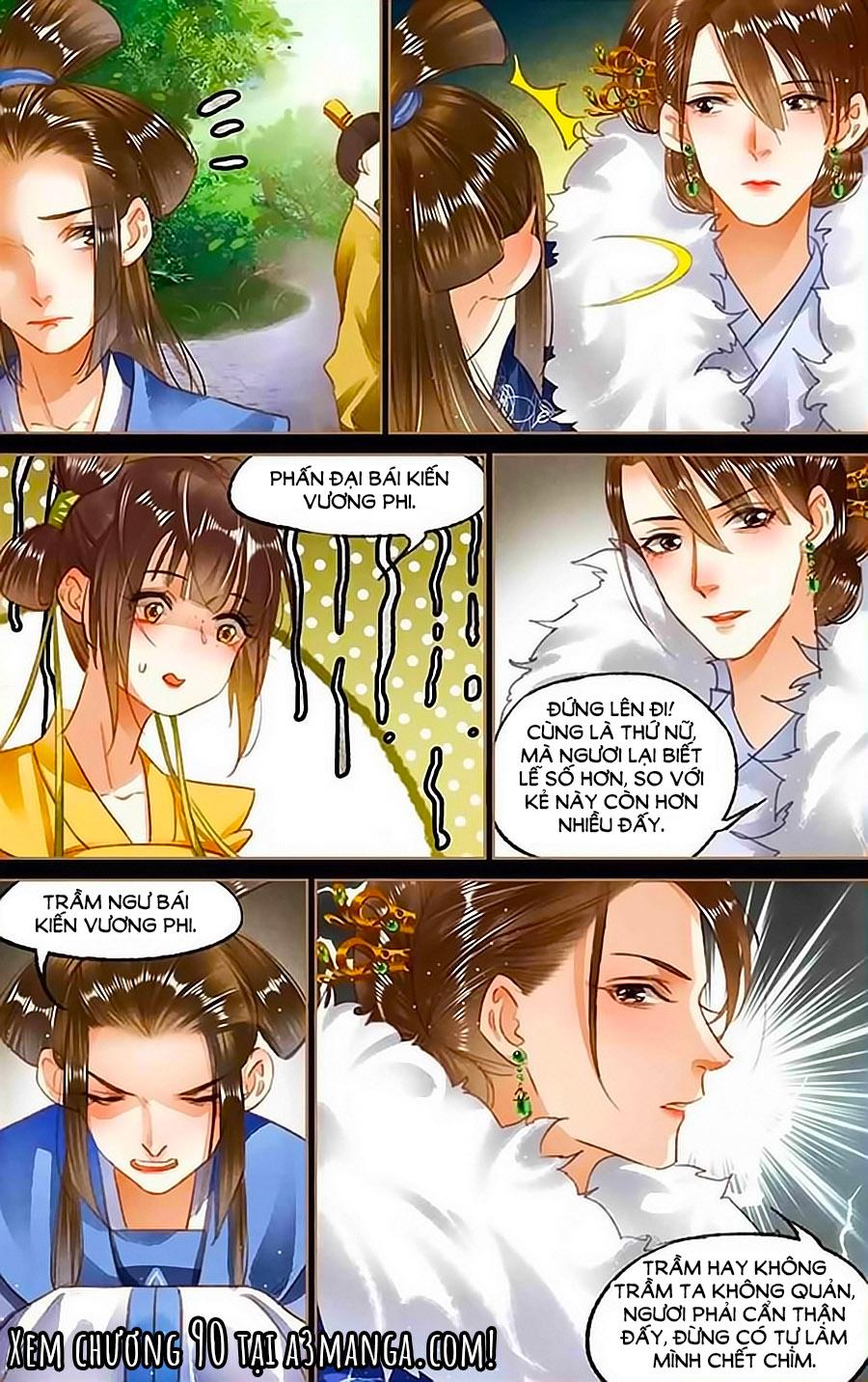 Thần Y Đích Nữ chap 89 - Trang 8
