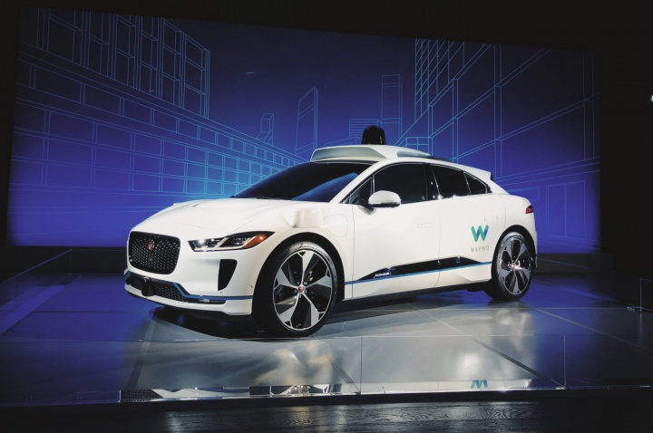 06e14d6fe Jaguar e Waymo revelam modelo 100% elétrico