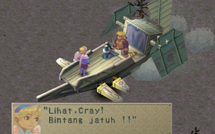 Breath of Fire 4 Bahasa Indonesia