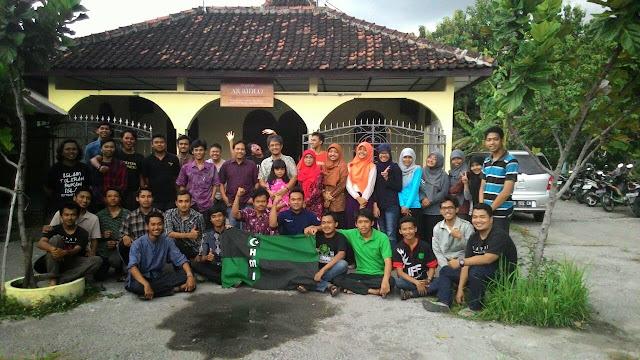 (Kabar Terbaru) Basic Training LK I HMI Komfak Kehutanan UGM periode 2014-2015 Masehi, Alhamdulillah Lancar YAKUSA!