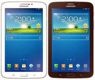 Harga dan Spesifikasi HP Samsung Galaxy Tab 3 7.0 SM-T211 [UPDATE]