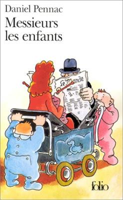 Couverture du livre Messieurs les enfants