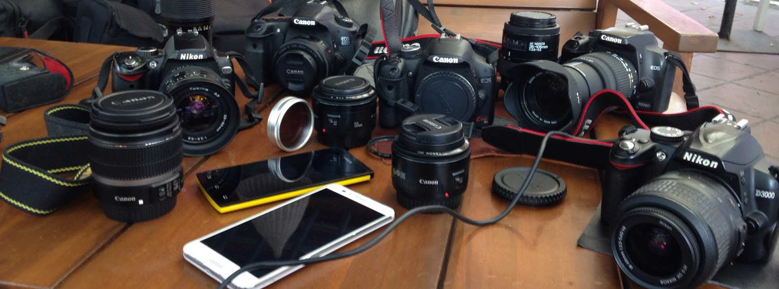 Cho thuê máy ảnh DSLR luôn phấn đấu để phục vụ quý khách bằng niềm tự