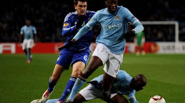 Dynamo Kiev vs Manchester City