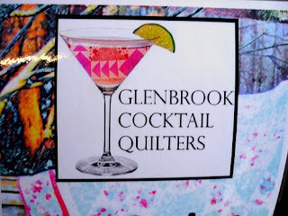 The Glenbrook Cocktail Quilters Show