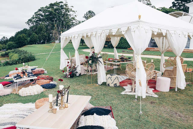 BRISBANE BOHO WEDDING STYLIST WEDDING DECOR