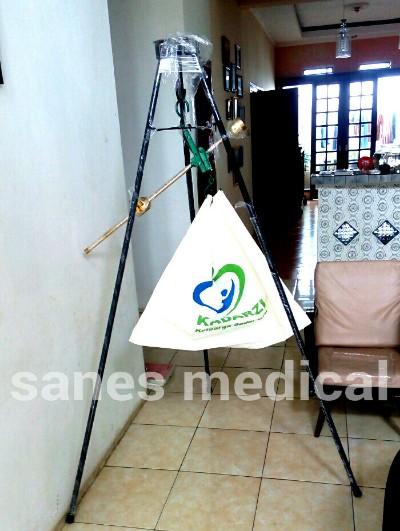 Sanes Medical Timbangan Gantung Dacin 25 kg  kain sarung
