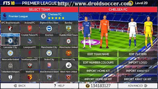 Download FTS 18 Mod by Moch Rzky16 Apk + Data Obb