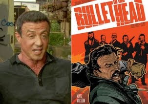 Bullet to the Head Film mit Schauspieler Sylvester Stallone