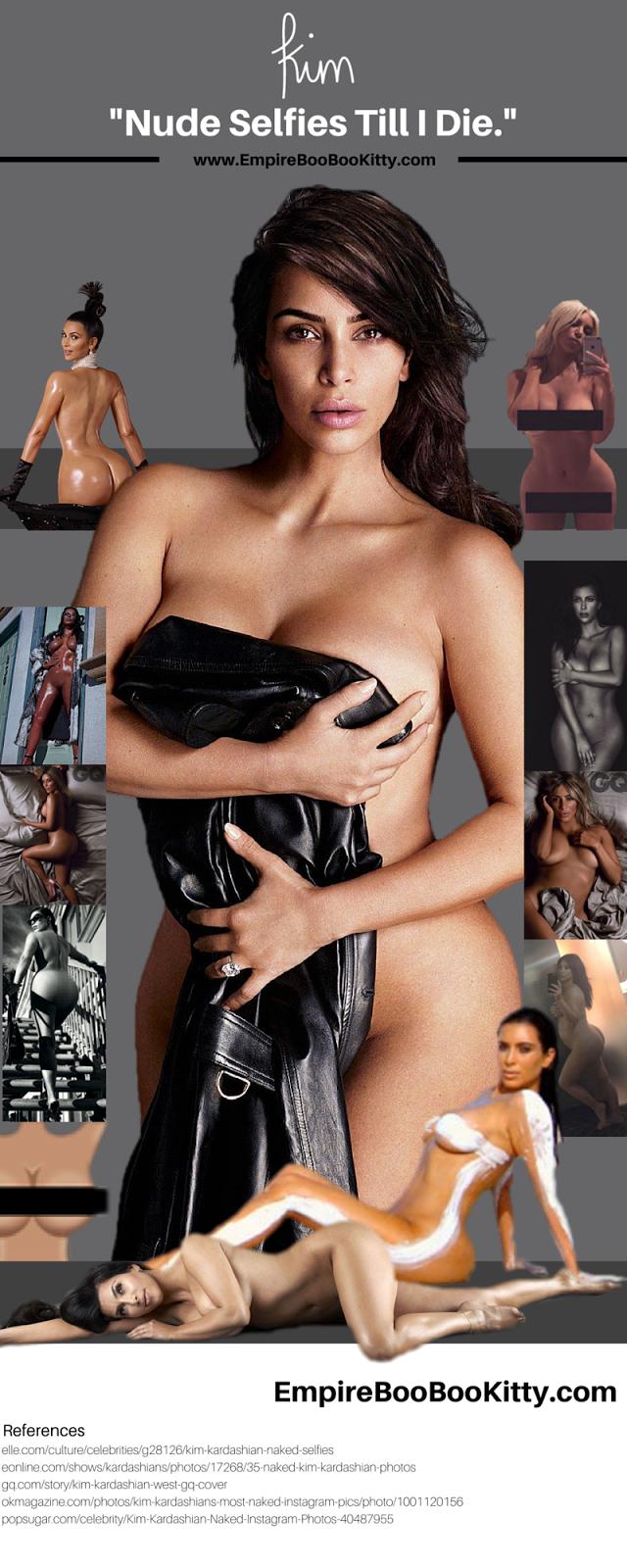 Kim Kardashian GQ Photoshoot