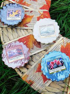 Fall in love czyli nowa jesienna kolekcja od Yankee Candle