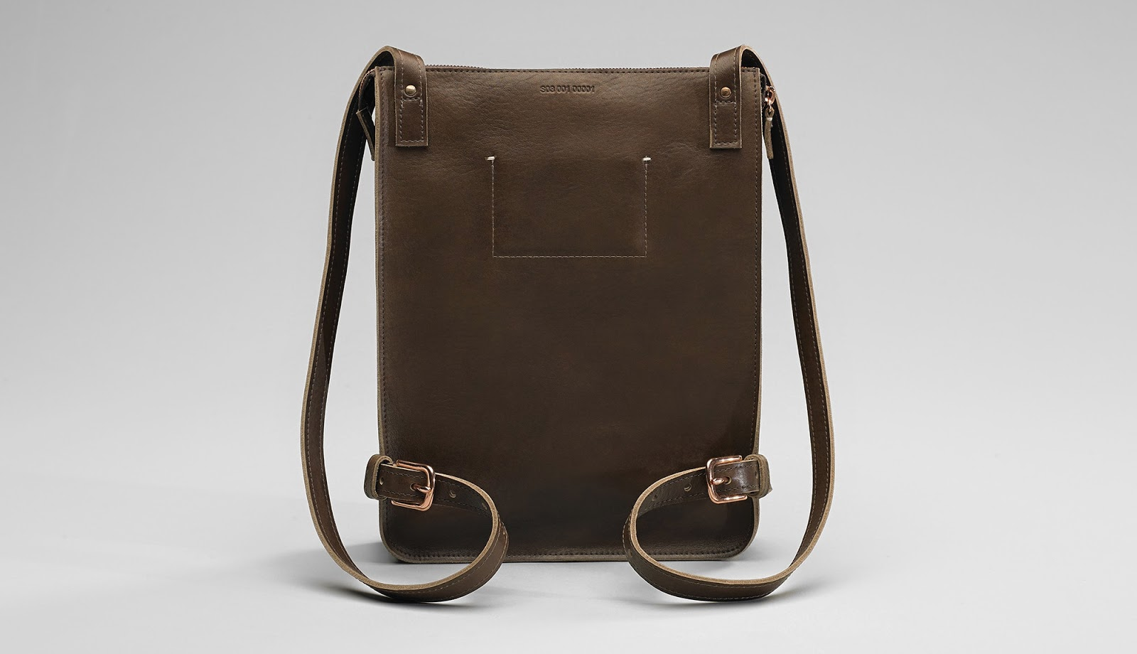 Shinola mini backpack