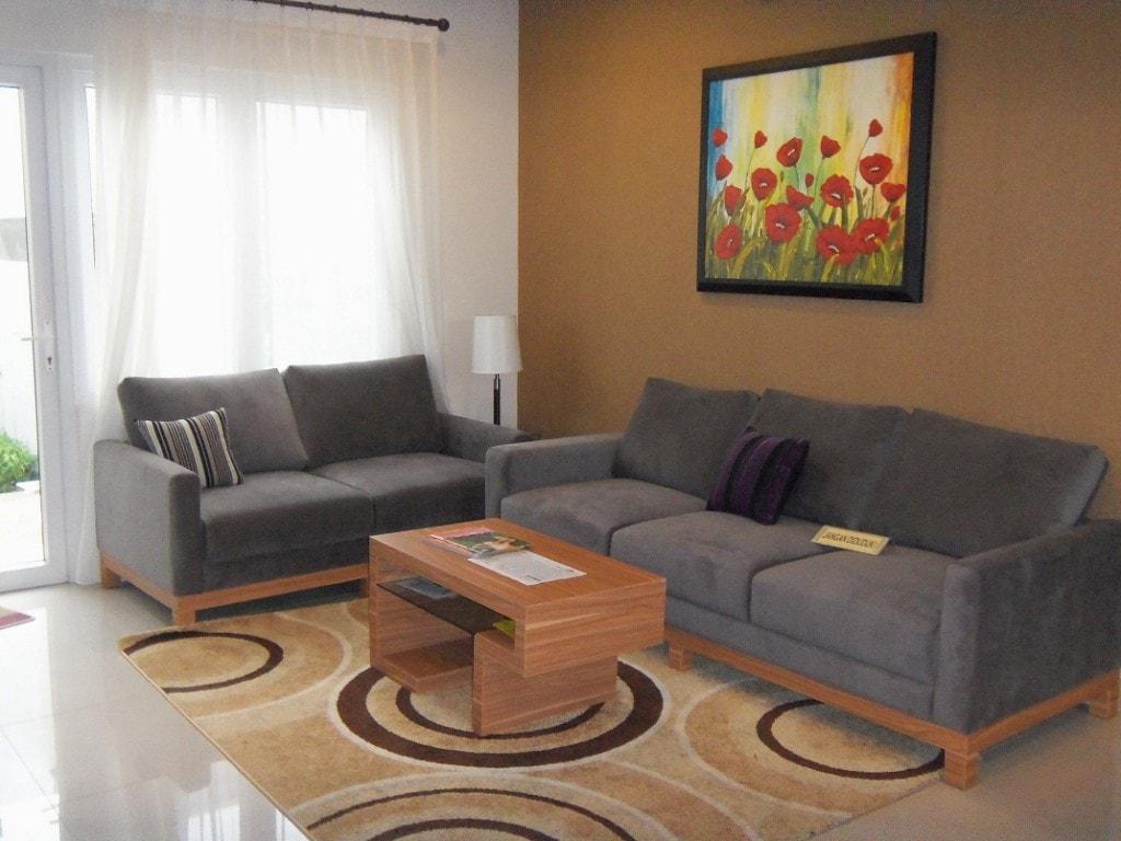 Gambar Ruang Tamu Rumah Minimalis Sederhana