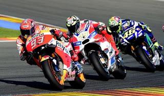 MotoGP Belanda: Lorenzo Pesimistis, Marquez Khawatirkan Yamaha