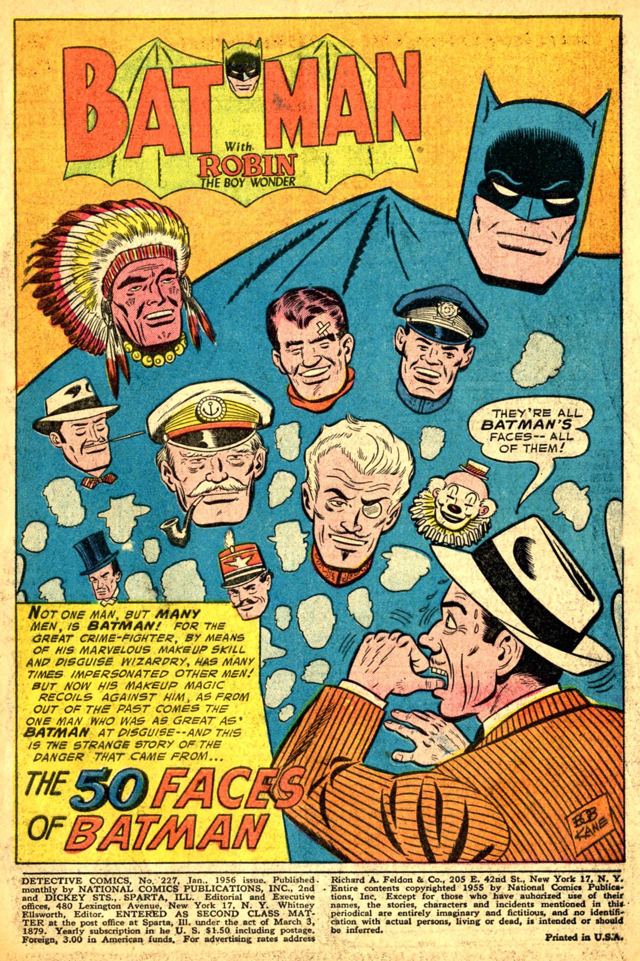 Detective Comics (1937) 227 Page 2