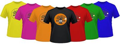 Pemasaran / Promosi dengan T-Shirts