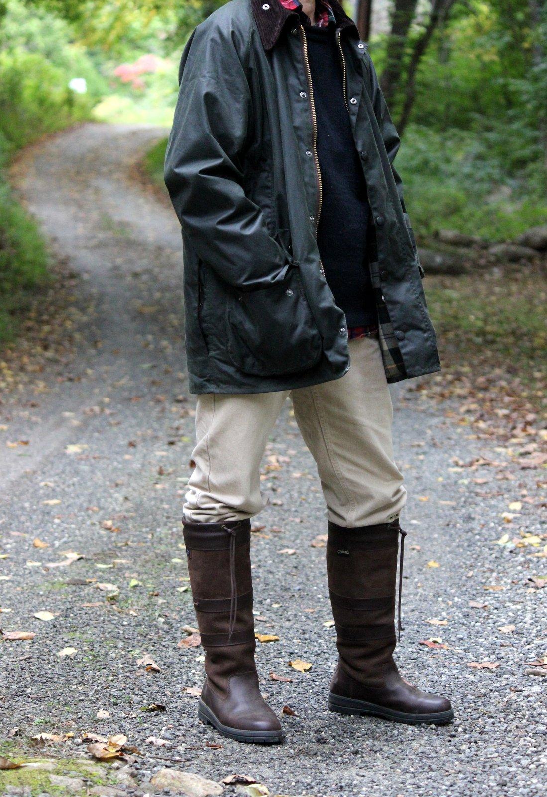 Salt Water New England Barbour Jackets Bedale Vs