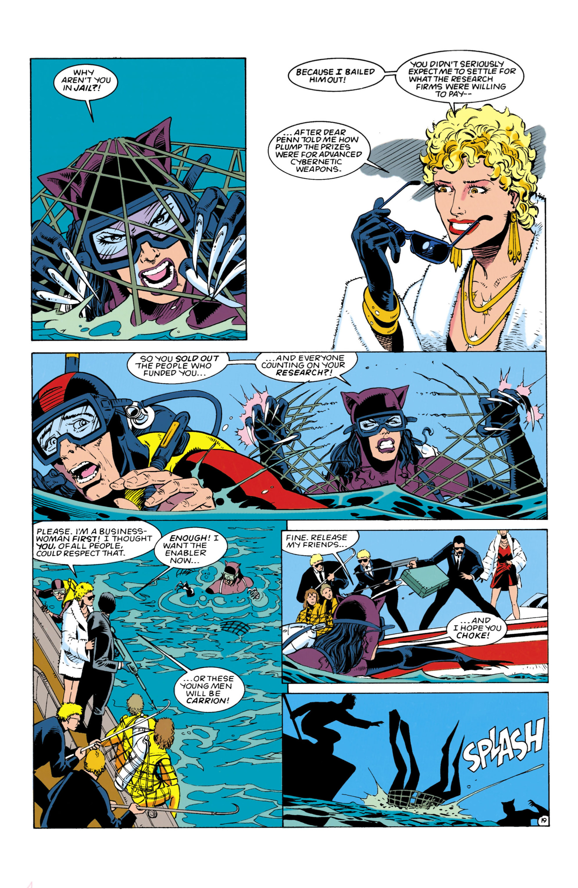 Catwoman (1993) Issue #13 #18 - English 20