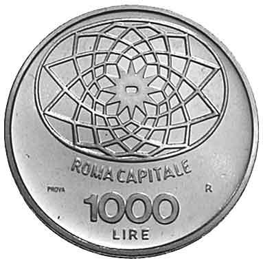 e1335330ec Al rovescio è rappresentato il progetto di Michelangelo per la  pavimentazione di piazza del Campidoglio. Tale moneta non ebbe una grande  circolazione in ...