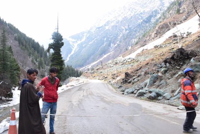 Sonamarg Kashmir India