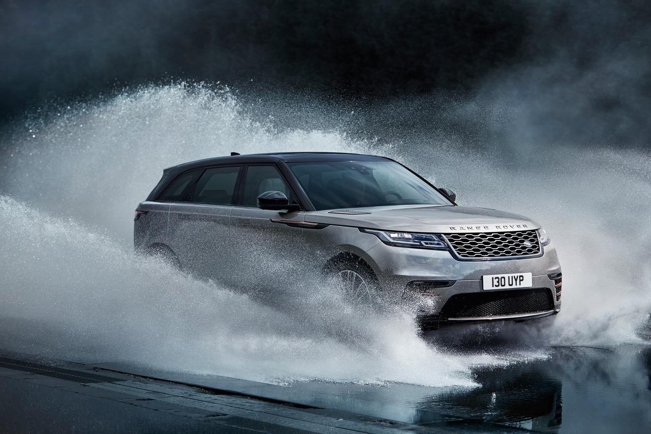 Range Rover Velar: Motori | Prestazioni e consumi