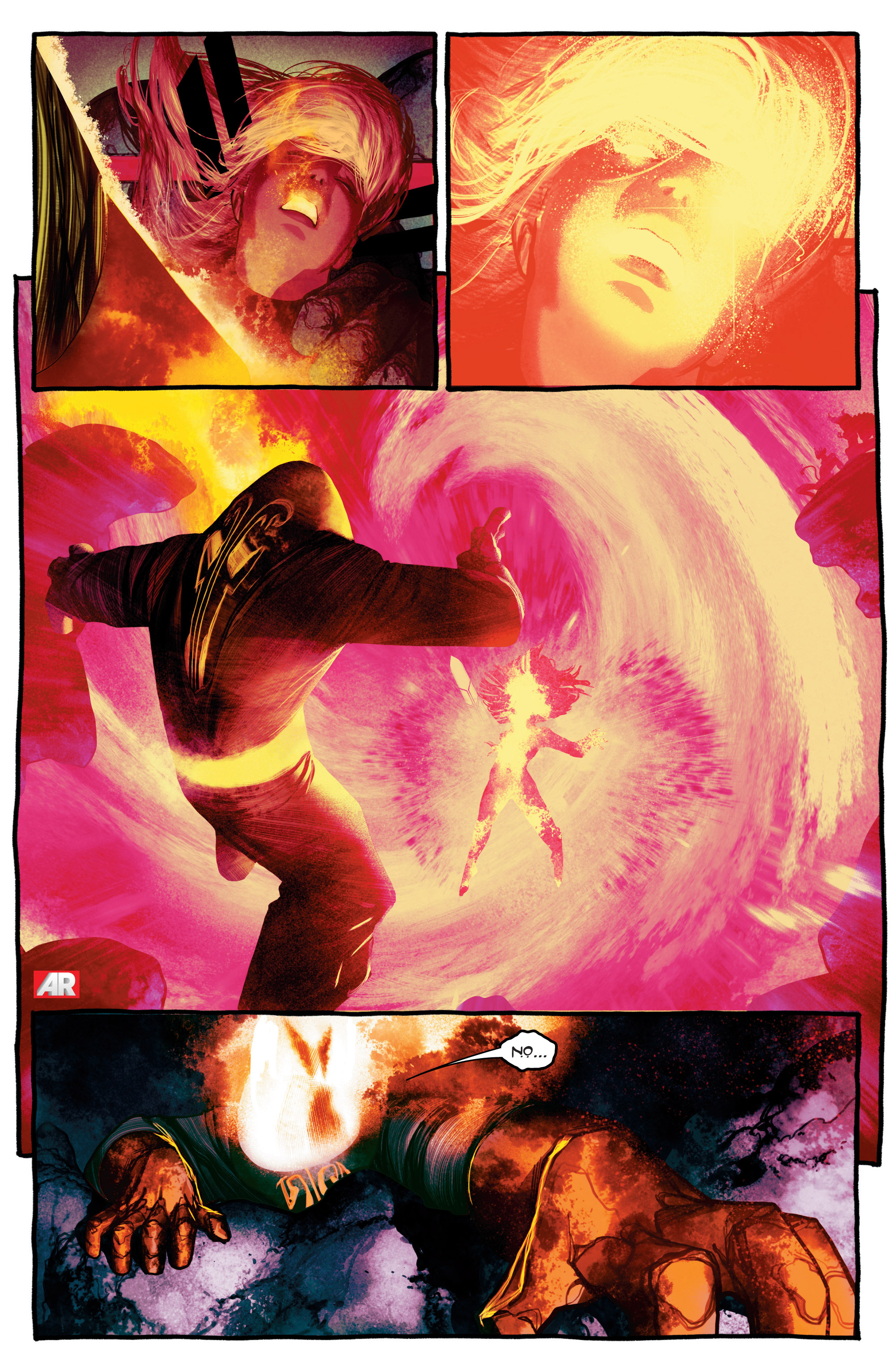 Read online Uncanny X-Men (2013) comic -  Issue #5 - 9