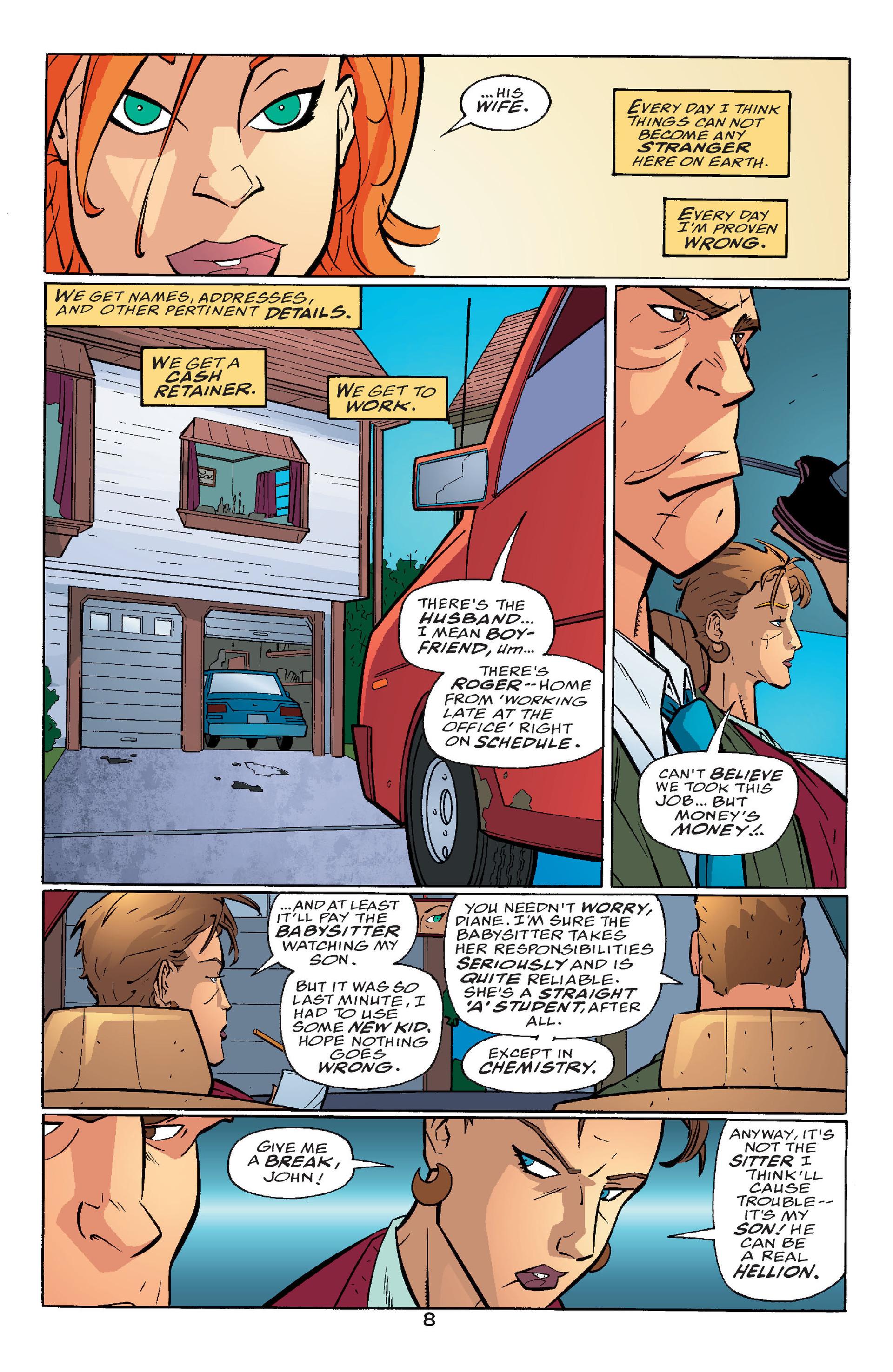 Harley Quinn (2000) Issue #23 #23 - English 9