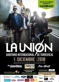 El día 1 de diciembre, Auditorio Internacional