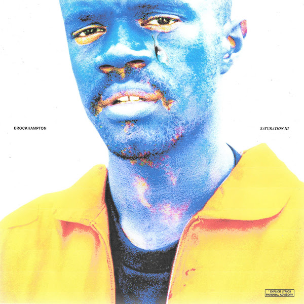 BROCKHAMPTON - STAINS - Single Cover