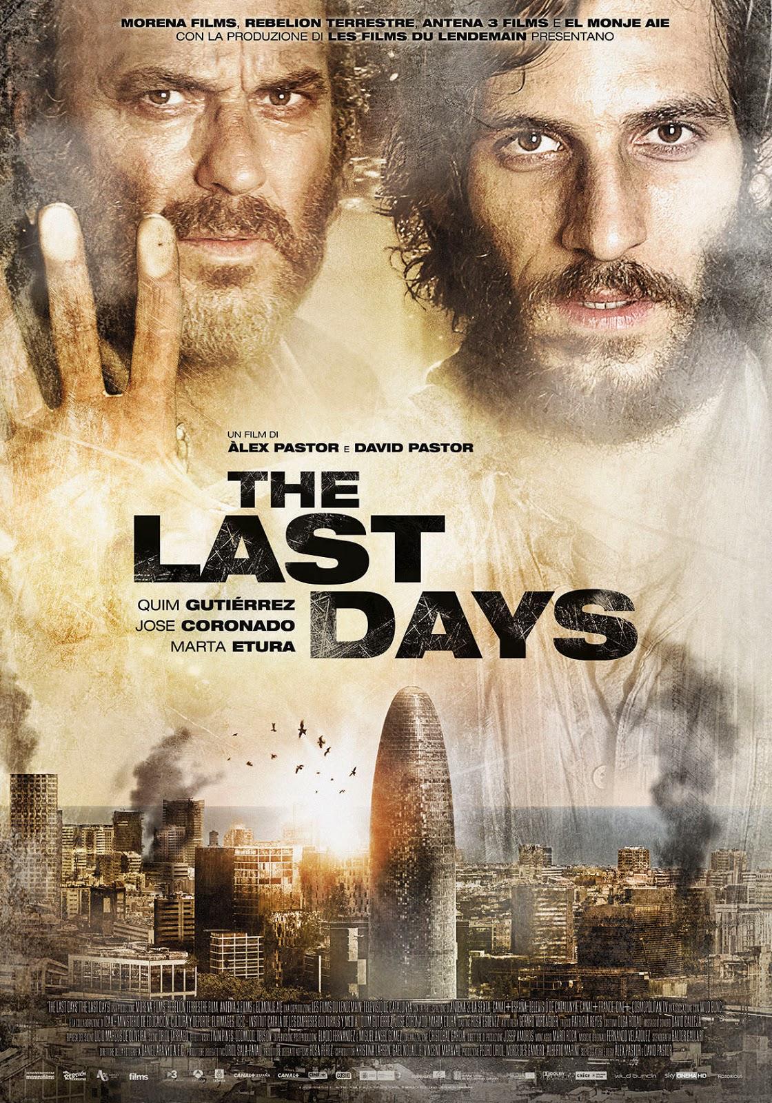 The Last Days (2013) ταινιες online seires xrysoi greek subs