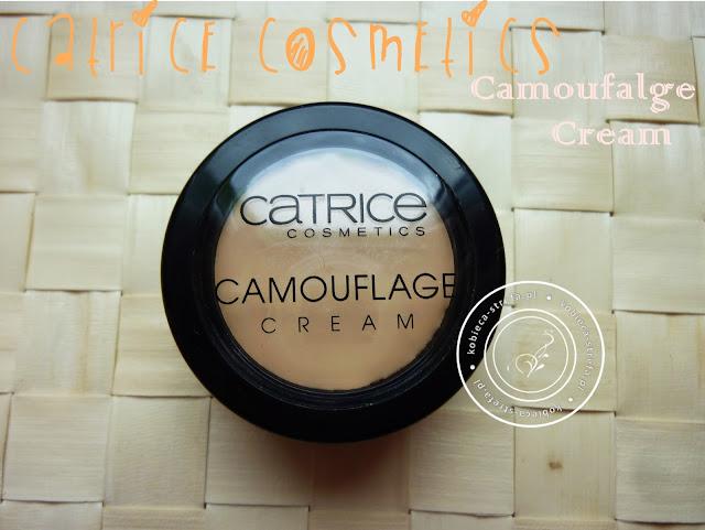 Catrice Cosmetics - camouflage cream - czyli korektor numer 1 !