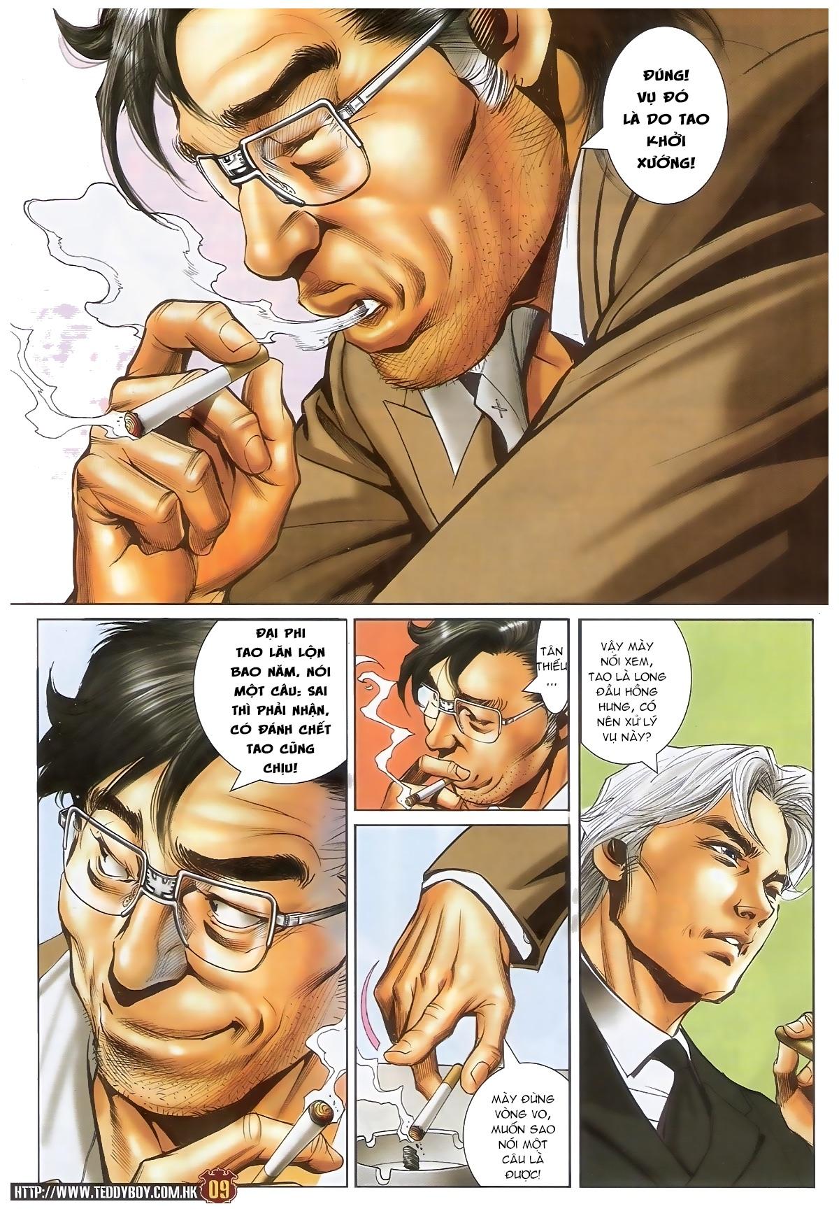 Người Trong Giang Hồ - Chapter 1559: Trước ngày tuyển cử - Pic 8