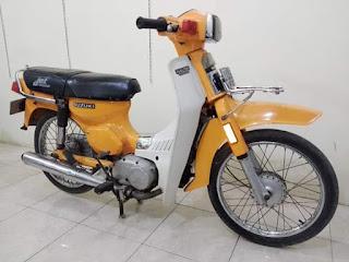 Dijual suzuki RC 80 asli warna kuning...minat hub:085259744383