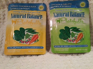 Natural Balance Duck And Pea Dry Cat Food