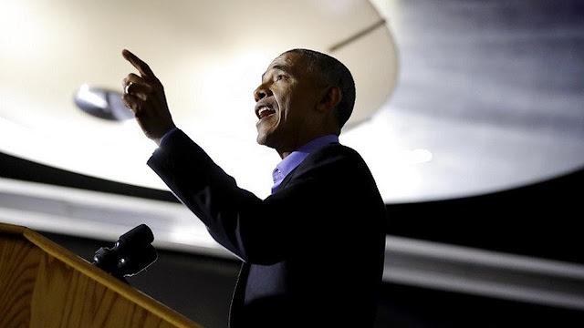 Daftar Buku dan Lagu Favorit Barack Obama Sepanjang 2017