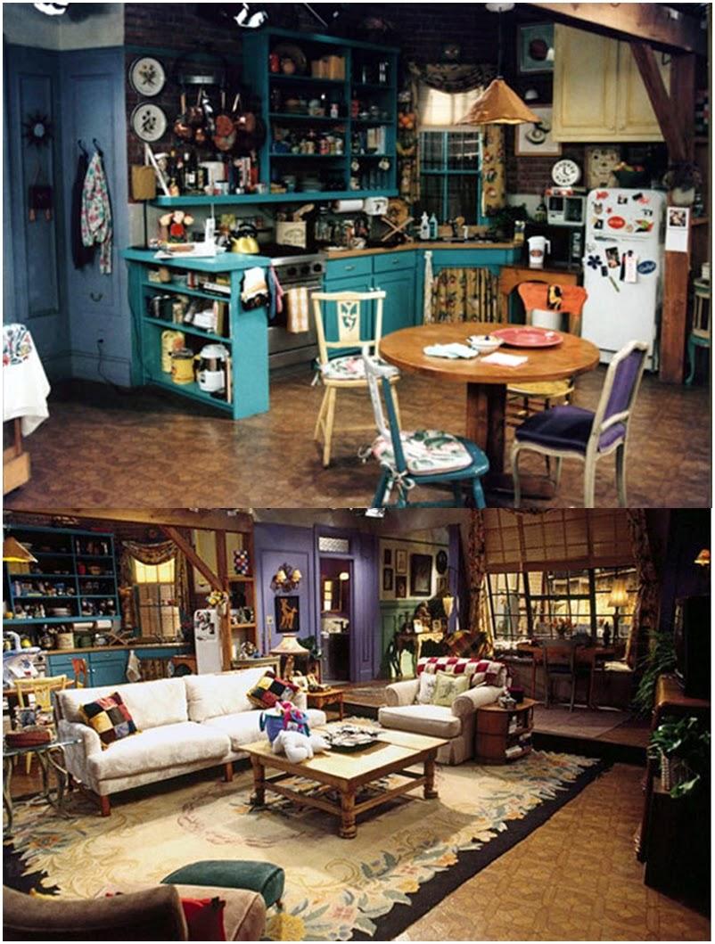 I d e a los planos de las casas de mis series favoritas - Casas en nueva york ...