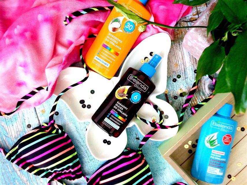 zdjęcie kosmetyków Bielenda Bikini