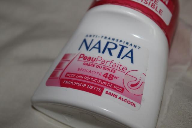 Anti-Transpirant Peau Parfaite - Narta