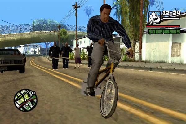 Save Game GTA San Andreas TAMAT