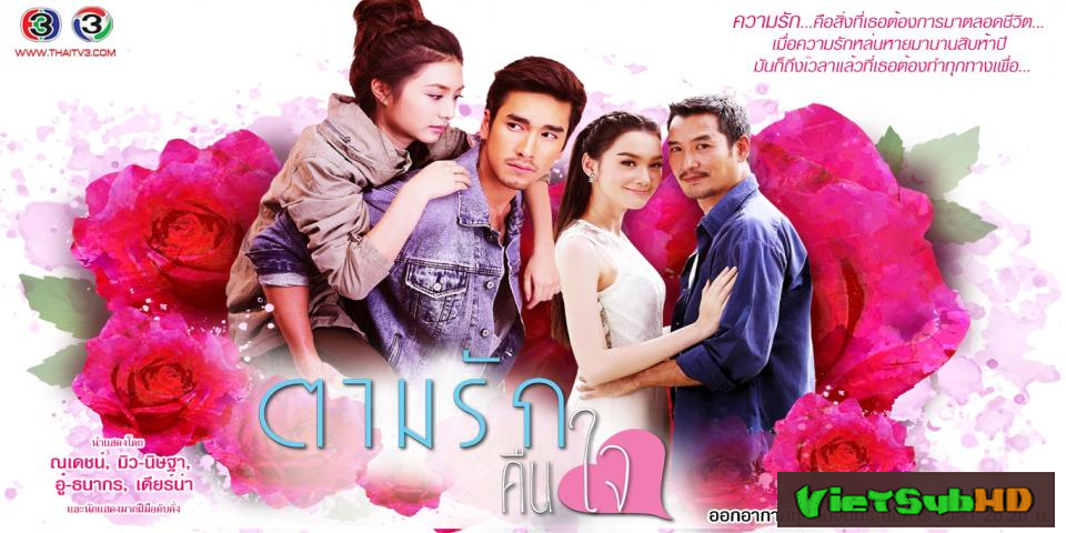 Phim Theo Dấu Yêu Thương Hoàn Tất (14/14) VietSub HD | Tarm Rak Kuen Jai 2015
