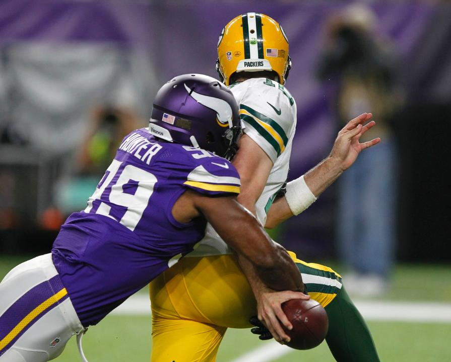 7b43cdf7 PACKERVILLE, U.S.A.: Week 2 • Packers vs. Vikings